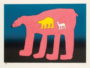 Arts graphiques_Saimaiyu Akesuk_Luminous Bears