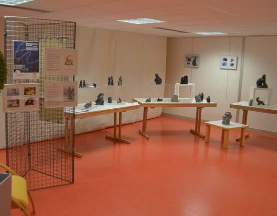 Galerie Inuit Ville la Grand 2016