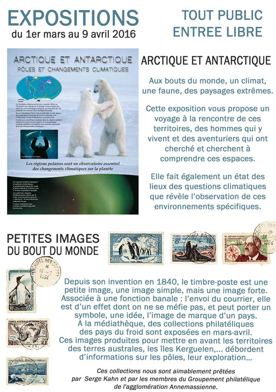 exposition inuit ville la grand mars avril 2016 -2